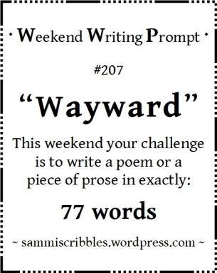 wk 207 wayward